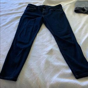 KUT from the kloth Connie ankle skinny sz 8